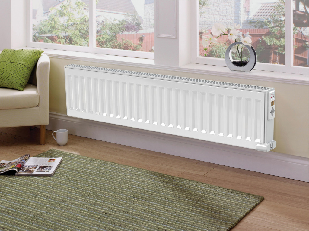Aeroflow Conservatory Angled with radiator 02